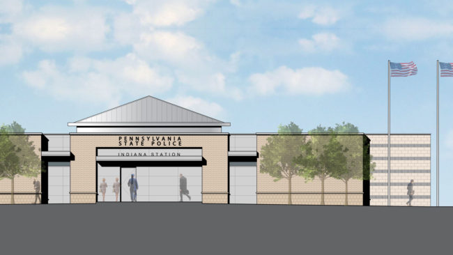 Hudson Companies Developing Indiana State Police Facility